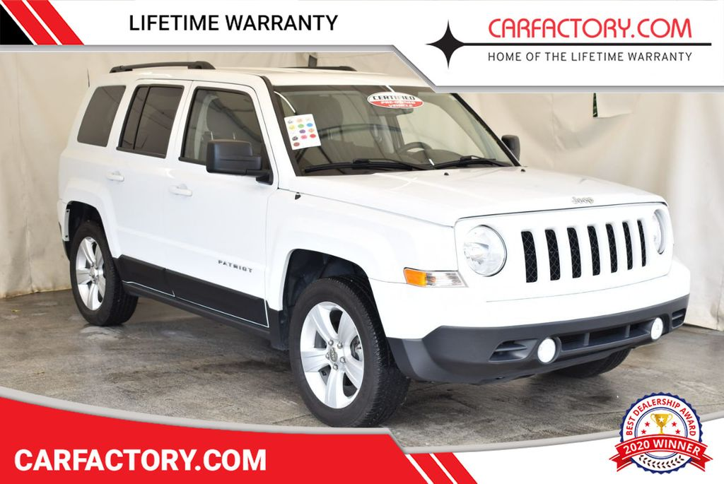 2015 Jeep Patriot FWD 4dr Latitude - 18180321 - 0