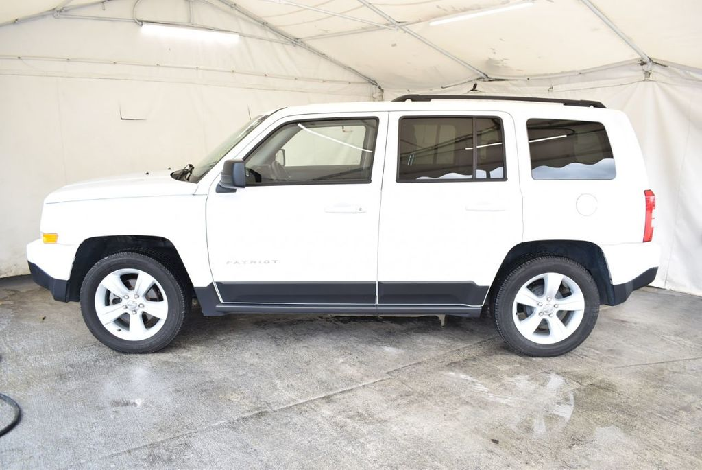 2015 Jeep Patriot FWD 4dr Latitude - 18180321 - 4