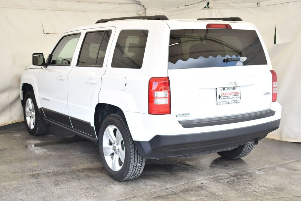 2015 Jeep Patriot FWD 4dr Latitude - 18180321 - 5