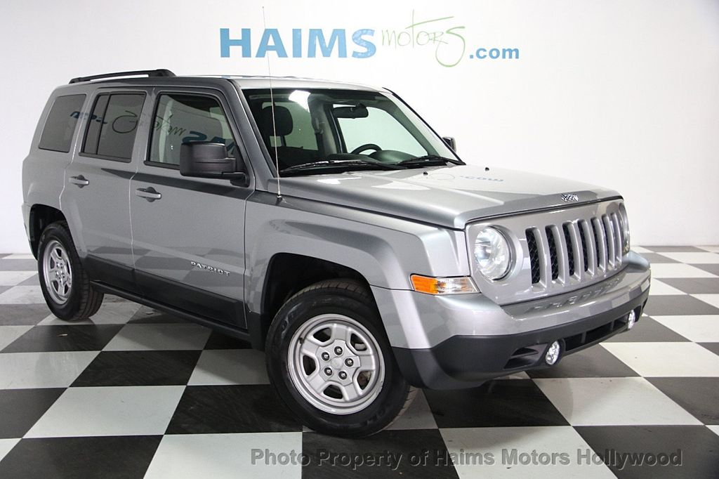 2015 used jeep patriot fwd 4dr sport at haims motors. Black Bedroom Furniture Sets. Home Design Ideas
