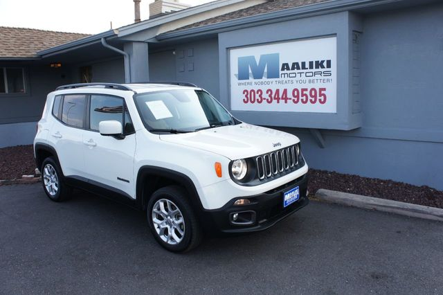 2015 Jeep Renegade 4WD 4dr Latitude - 17959095 - 0