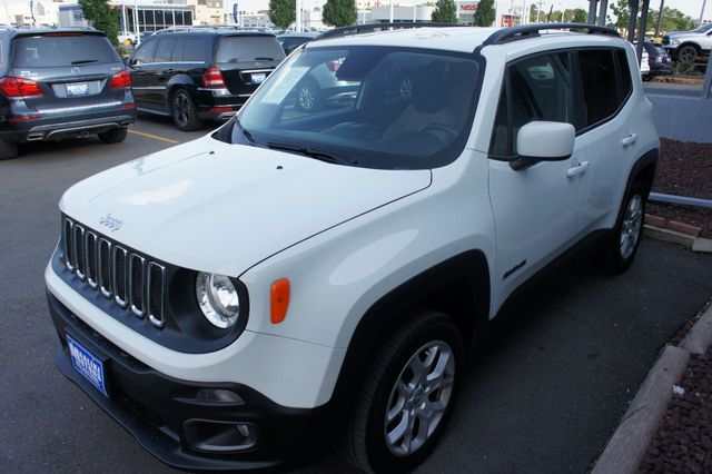 2015 Jeep Renegade 4WD 4dr Latitude - 17959095 - 1