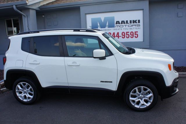 2015 Jeep Renegade 4WD 4dr Latitude - 17959095 - 2