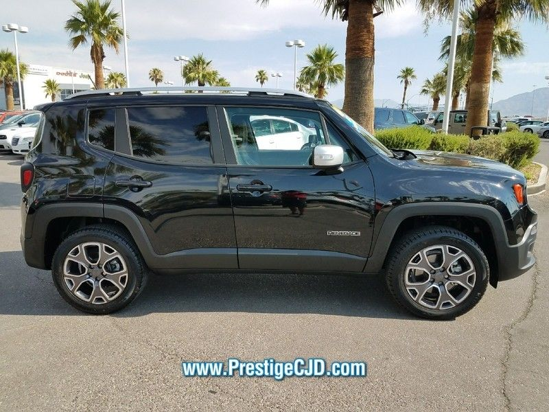 2015 Jeep Renegade 4WD 4dr Limited - 16784400 - 3