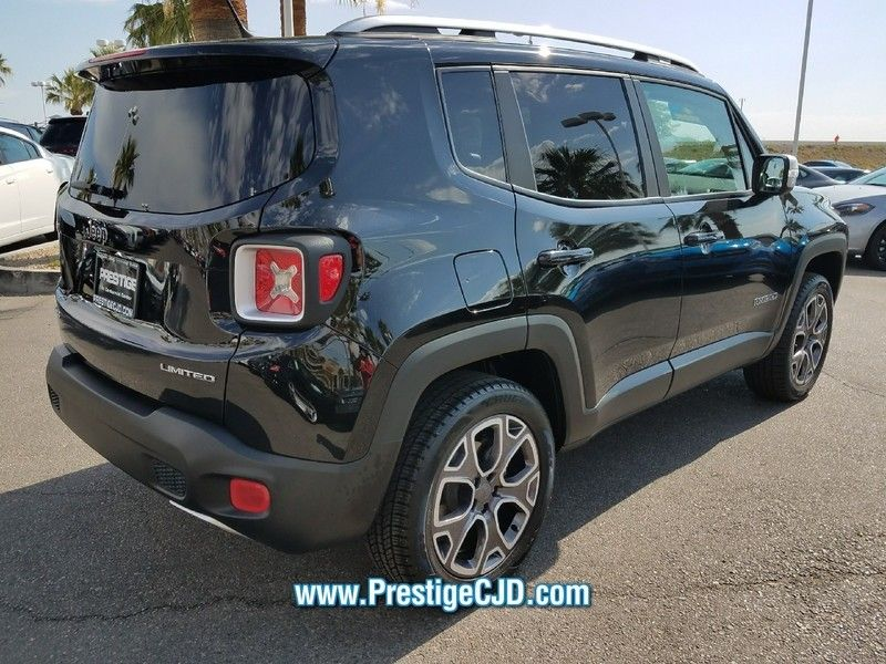 2015 Jeep Renegade 4WD 4dr Limited - 16784400 - 4