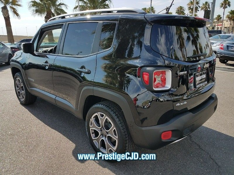 2015 Jeep Renegade 4WD 4dr Limited - 16784400 - 7