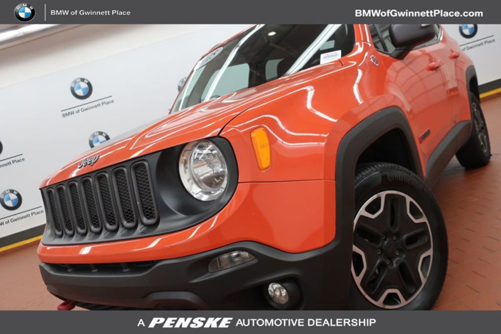 Dealer Video   2015 Jeep Renegade 4WD 4dr Trailhawk   18194727
