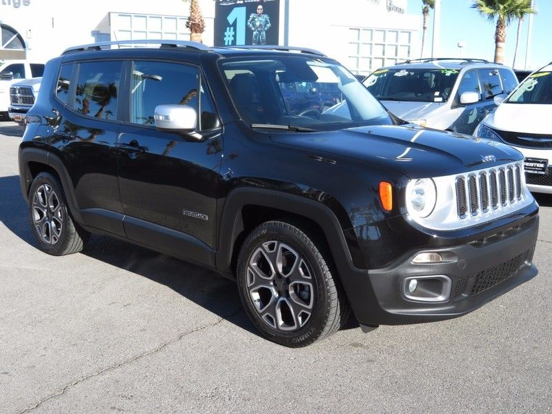 2015 Jeep Renegade FWD 4dr Limited - 17104139 - 2