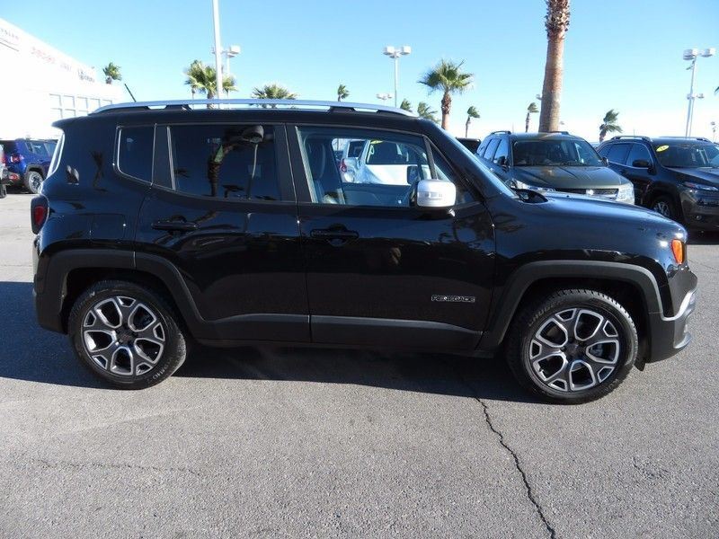 2015 Jeep Renegade FWD 4dr Limited - 17104139 - 3
