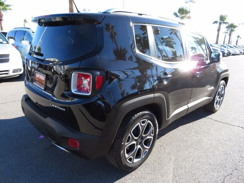 2015 Jeep Renegade FWD 4dr Limited - 17104139 - 4