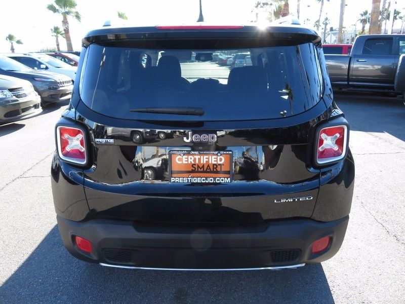 2015 Jeep Renegade FWD 4dr Limited - 17104139 - 5