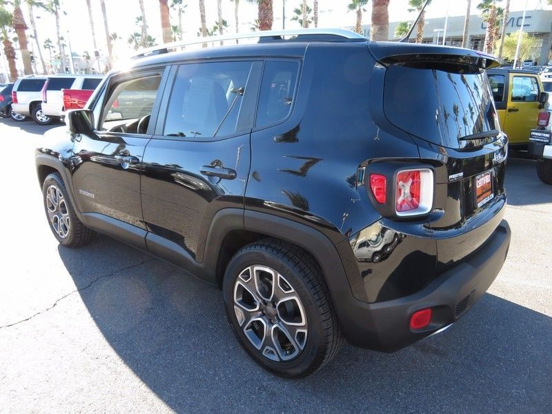 2015 Jeep Renegade FWD 4dr Limited - 17104139 - 7