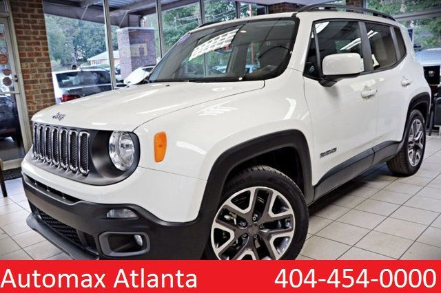 2015 Jeep Renegade REAR CAMERA, BLUETOOTH, ALL POWER, CLEAN - 18378843 - 0