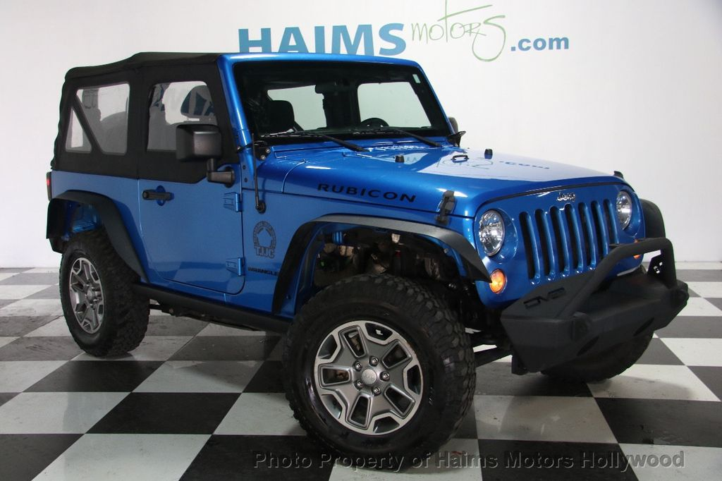 Used Cars Pueblo >> 2015 Used Jeep Wrangler 4WD 2dr Rubicon at Haims Motors ...