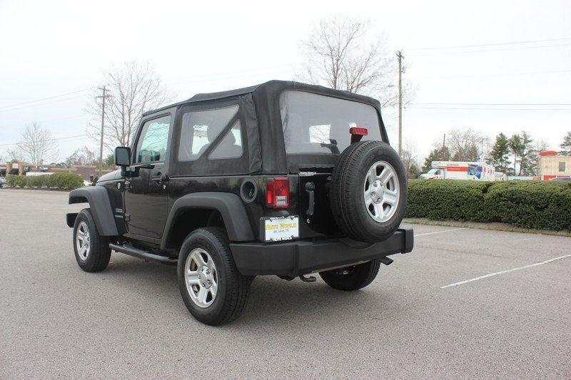 2015 Jeep Wrangler 4WD 2dr Sport - 18917777 - 39