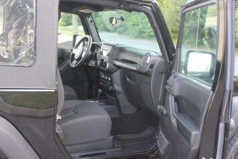 2015 Jeep Wrangler 4WD 2dr Sport - 18917777 - 48