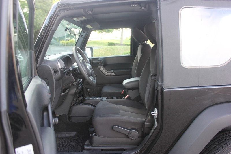 2015 Jeep Wrangler 4WD 2dr Sport - 18917777 - 49