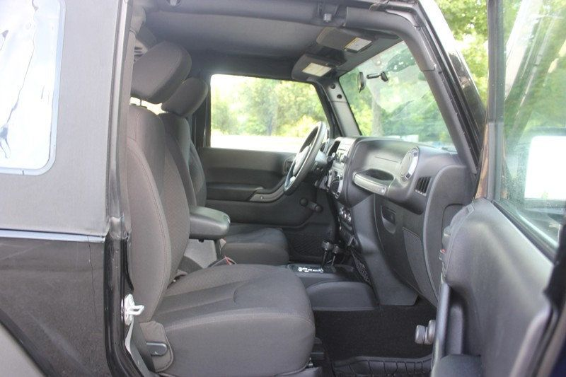 2015 Jeep Wrangler 4WD 2dr Sport - 18917777 - 50