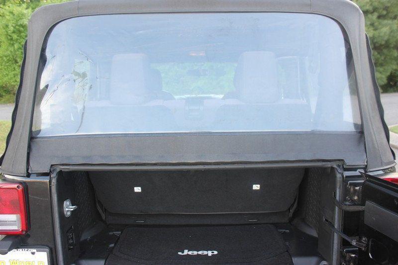 2015 Jeep Wrangler 4WD 2dr Sport - 18917777 - 54
