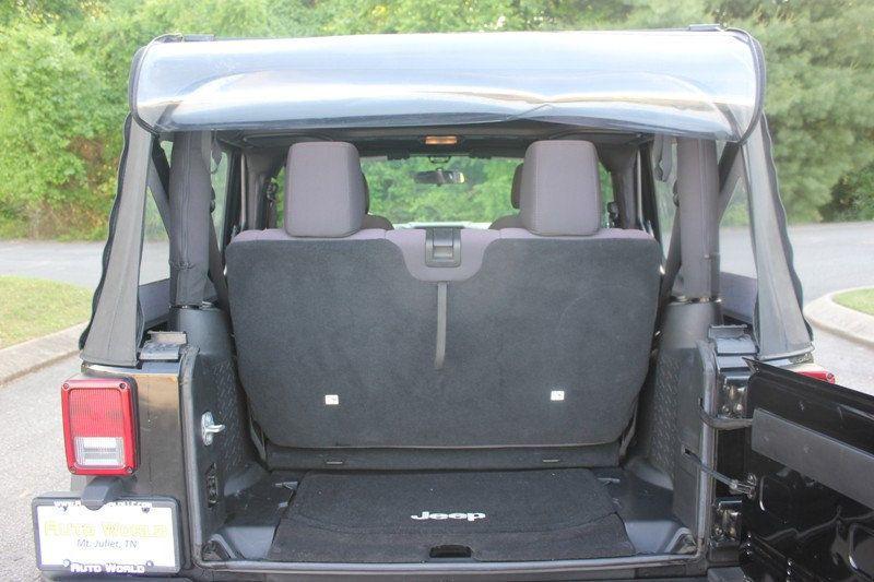 2015 Jeep Wrangler 4WD 2dr Sport - 18917777 - 55