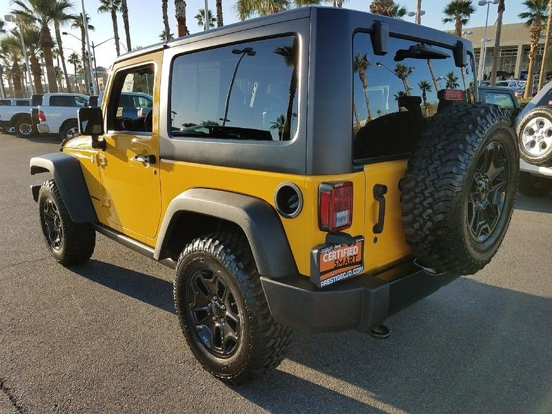 2015 Jeep Wrangler 4WD 2dr Sport - 17002661 - 6
