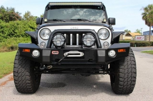 2015 Jeep Wrangler Unlimited Freedom Edition - 19433772 - 8