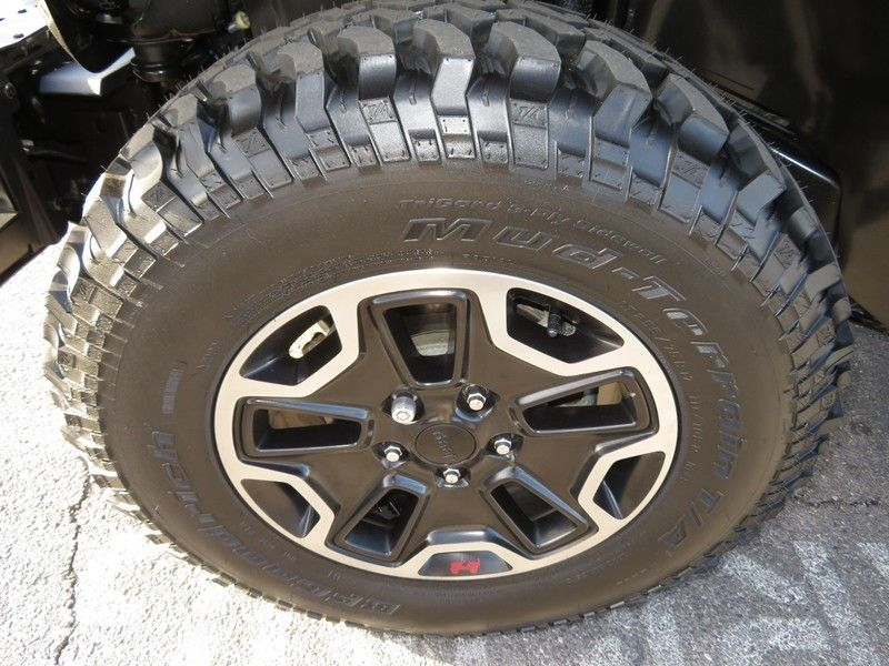 2015 Jeep WRANGLER UNLIMITED RUBICON - 17285383 - 17