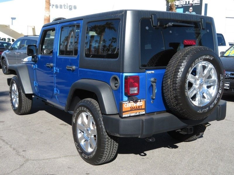 2015 Jeep WRANGLER WRANGLER UNLIMITED SPORT - 17154512 - 9