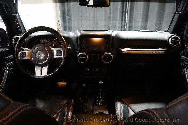 2015 Jeep Wrangler Unlimited 4WD 4dr Rubicon - 19504081 - 23