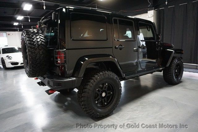 2015 Jeep Wrangler Unlimited 4WD 4dr Rubicon - 19504081 - 27