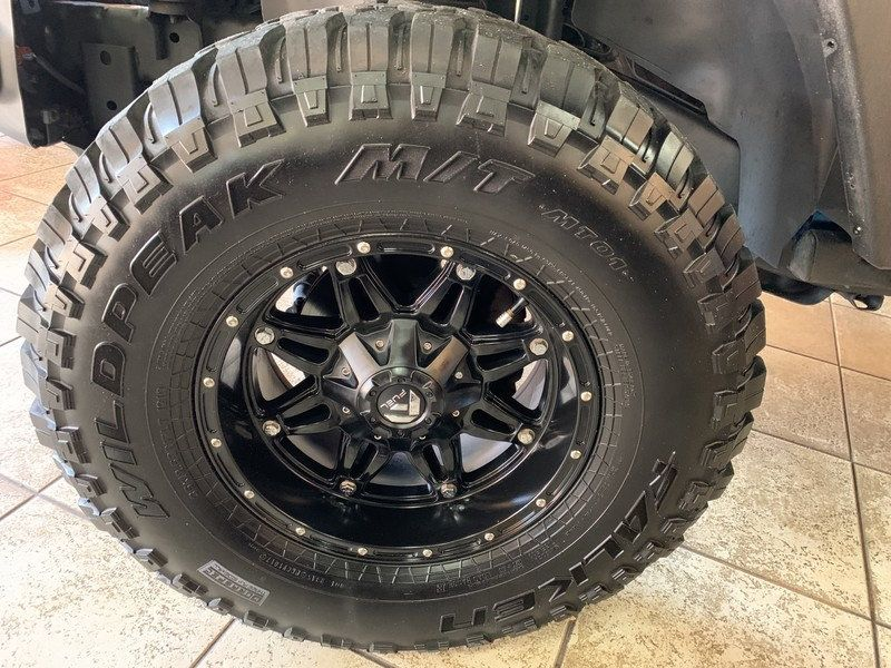 2015 Jeep Wrangler Unlimited 4WD 4dr Rubicon Hard Rock - 19435140 - 42