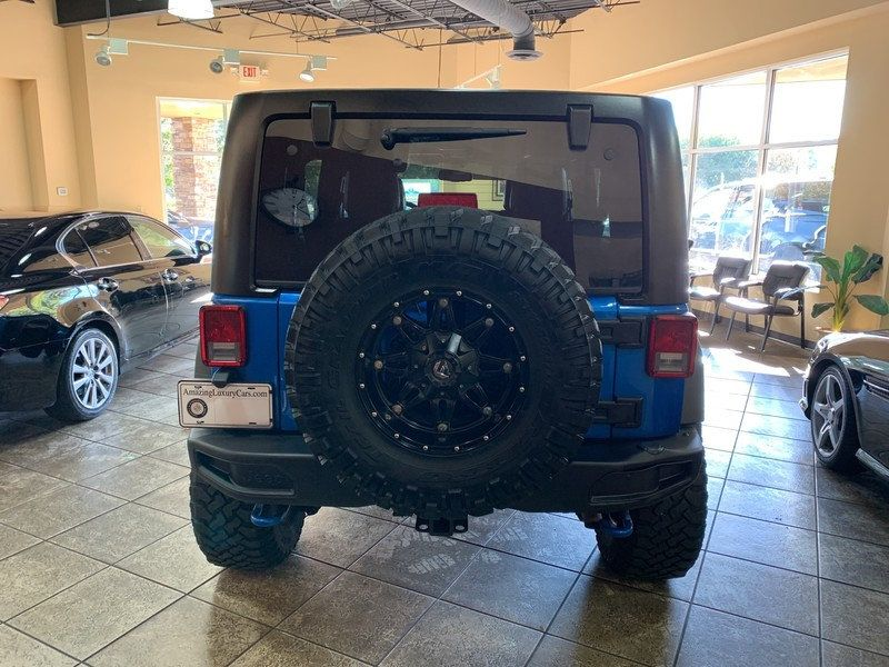 2015 Jeep Wrangler Unlimited 4WD 4dr Rubicon Hard Rock - 19435140 - 6
