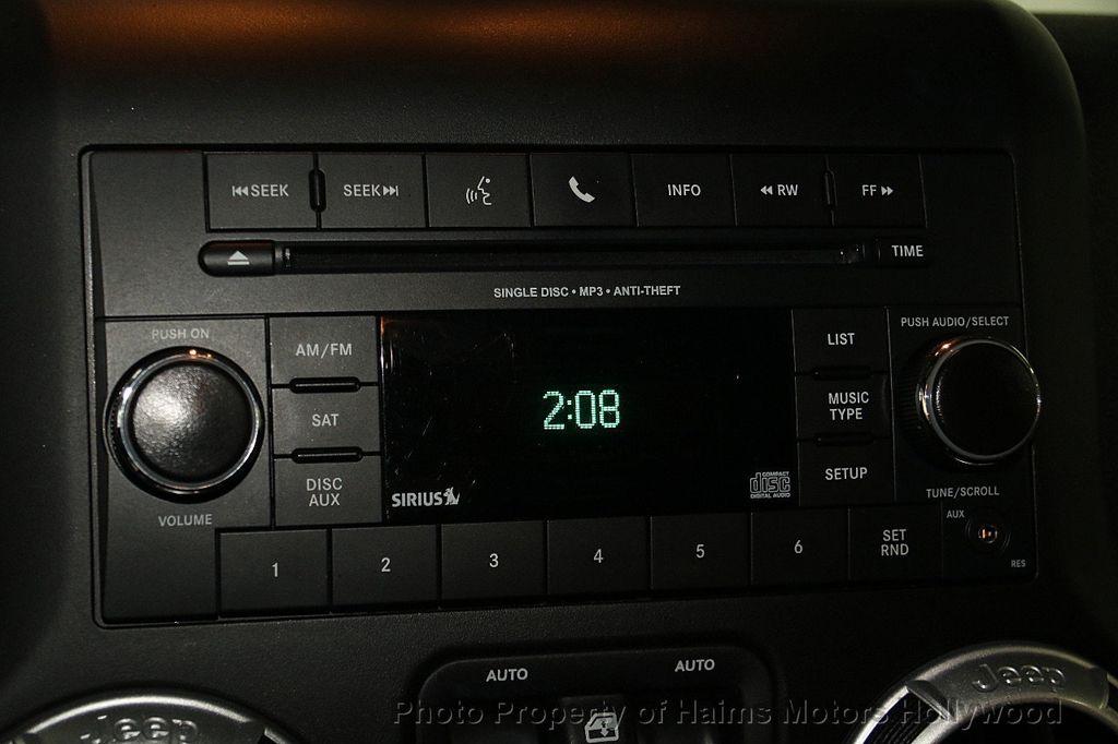 2015 Jeep Wrangler Unlimited 4WD 4dr Sahara - 17081038 - 21