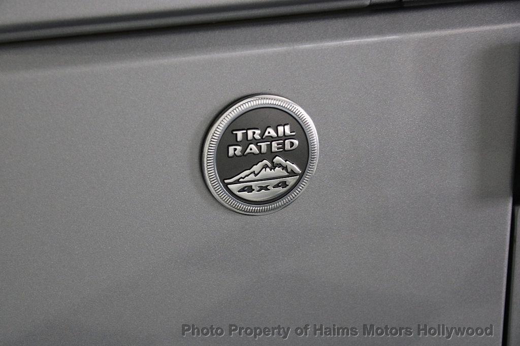 2015 Jeep Wrangler Unlimited 4WD 4dr Sahara - 17081038 - 7