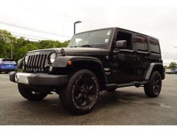 2015 Jeep Wrangler Unlimited - 1C4BJWEGXFL604094