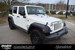 2015 Jeep Wrangler Unlimited - 1C4BJWDGXFL761836
