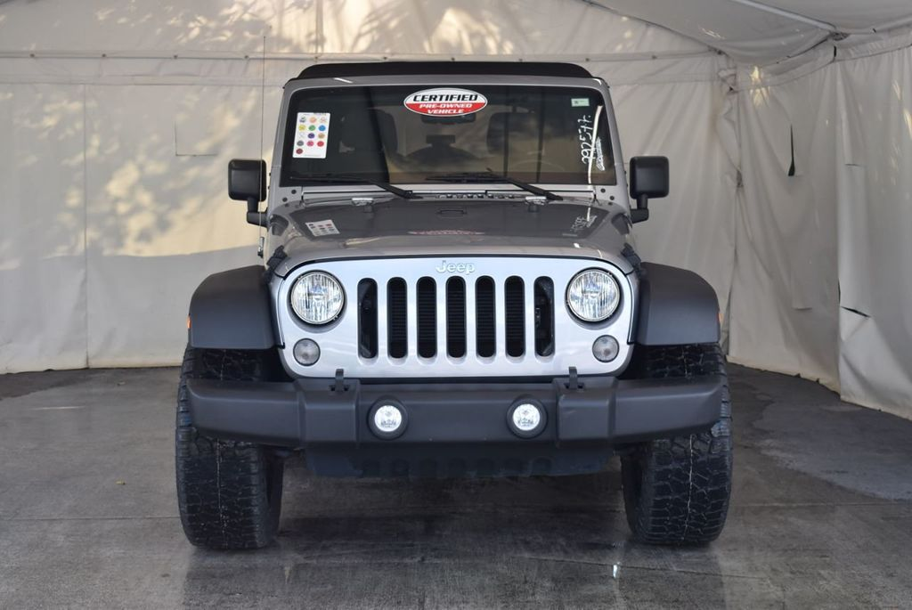 2015 Jeep Wrangler Unlimited Sport - 18268262 - 3