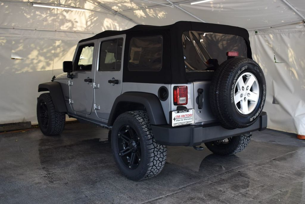2015 Jeep Wrangler Unlimited Sport - 18268262 - 5