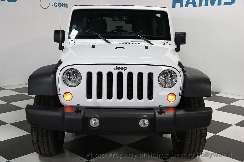 2015 Jeep Wrangler Unlimited Sport - 16088852 - 1