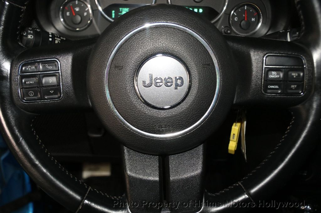 2015 Jeep Wrangler Unlimited Sport - 17297353 - 27