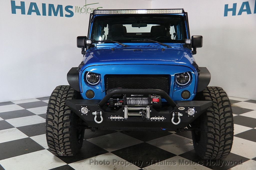 2015 Jeep Wrangler Unlimited Sport - 17297353 - 2