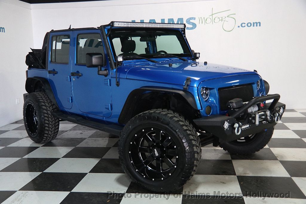 2015 Jeep Wrangler Unlimited Sport - 17297353 - 3