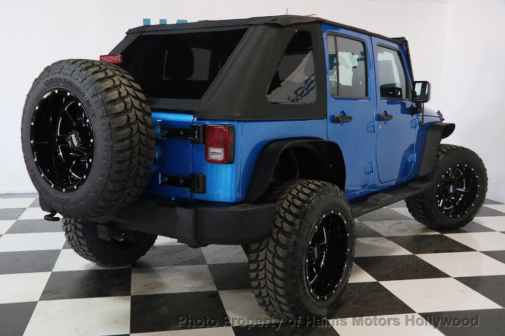 2015 Jeep Wrangler Unlimited Sport - 17297353 - 6