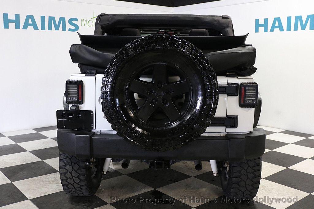 2015 Jeep Wrangler Unlimited Sport - 17793771 - 13
