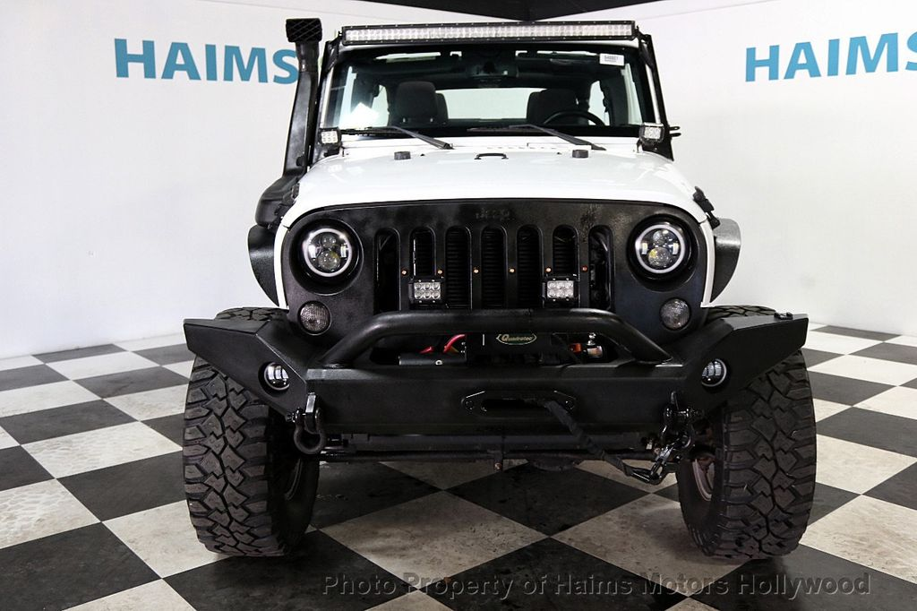 2015 Jeep Wrangler Unlimited Sport - 17793771 - 2