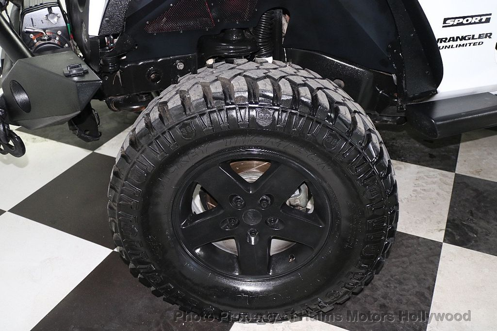 2015 Jeep Wrangler Unlimited Sport - 17793771 - 50