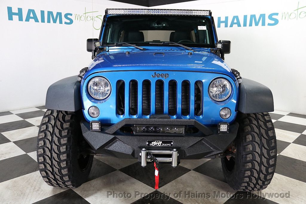 2015 Jeep Wrangler Unlimited Sport - 18571047 - 9