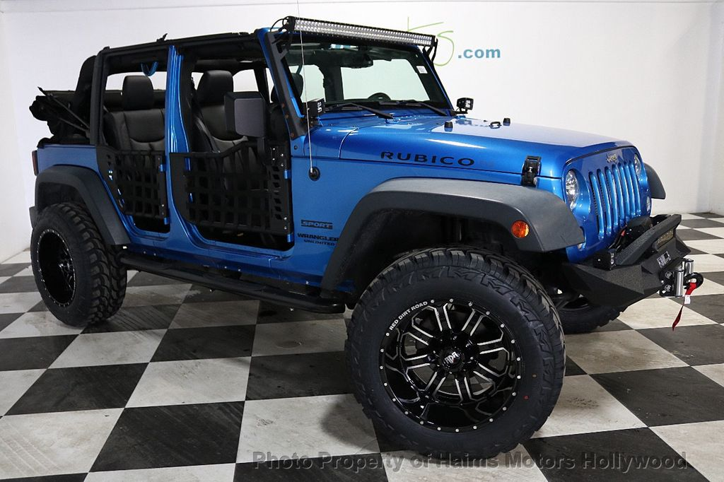 2015 Jeep Wrangler Unlimited Sport - 18571047 - 4