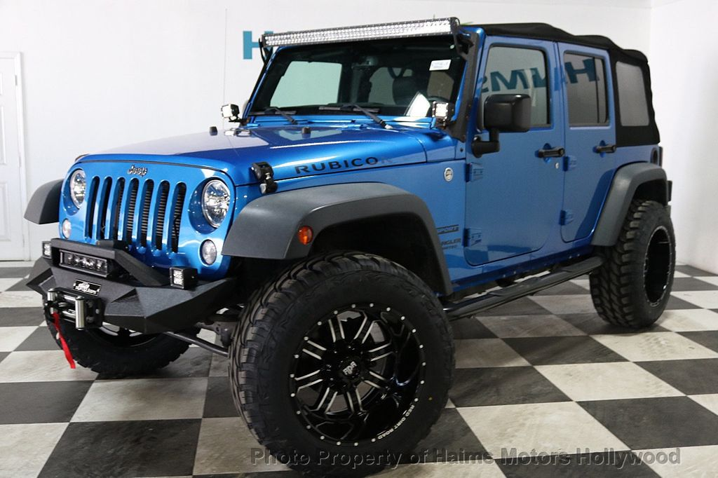 2015 Jeep Wrangler Unlimited Sport - 18571047 - 8
