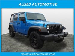 2015 Jeep Wrangler Unlimited - 1C4BJWDG6FL686200